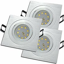LED Einbauspot 12V inkl. 3 x 5W SMD LM