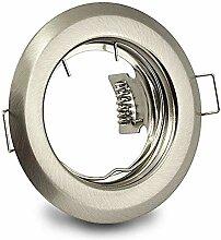 LED Einbauspot K-15 Einbaustrahler Nickel ma