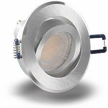 LED Einbaustrahler 230V 6W 6500K Weiß GU10 5225