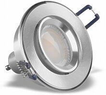 LED Einbaustrahler 230V 6W 6500K Weiß GU10 6332