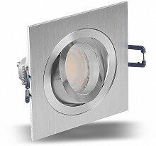 LED Einbaustrahler 230V 6W 6500K Weiß GU10 6711