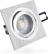 LED Einbaustrahler 230V dimmbar 5,5 1771 Warmweiß