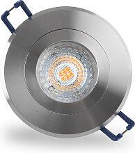 LED Einbaustrahler 230V dimmbar 5,5 26302-1