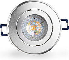LED Einbaustrahler 230V dimmbar 5,5 5225 Warmweiß