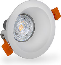 LED Einbaustrahler 230V dimmbar 5,5 7003 Warmweiß
