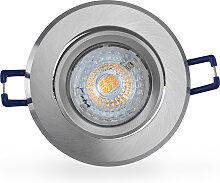 LED Einbaustrahler 230V dimmbar 5,5W 1332