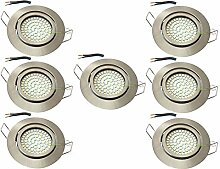 LED Einbaustrahler 230V HIGH SMD Einbauleuchte