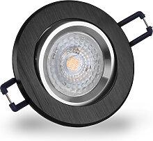 LED Einbaustrahler 230V Warmweiß dimmbar 16302-5