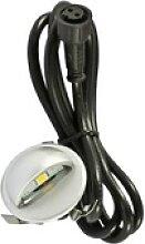 LED Einbaustrahler ARGOS IP65 rund 90° kaltweiß