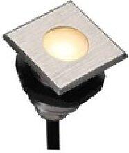 LED Einbaustrahler ARGOS IP67 eckig mit