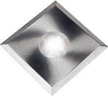 LED-Einbaustrahler Austin quadratisch