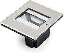 LED Einbaustrahler Bodenstahler