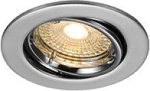 LED Einbaustrahler chrom Nordlux Carina 3er Set