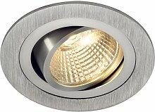 LED-Einbaustrahler ClearAmbient Farbe: Aluminium