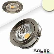 LED Einbaustrahler COB mit Reflektor, 5W, 60°,
