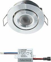 LED Einbaustrahler Creelux | Einbauleuchten /