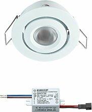 LED Einbaustrahler Creelux (Weiß) |