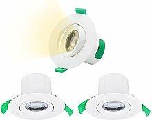 LED Einbaustrahler Einbauspots Decke