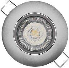 LED Einbaustrahler EXCLUSIVE 1xLED/5W/230V