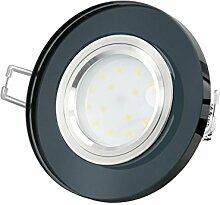 LED-Einbaustrahler extrem flach (15mm) aus
