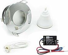 LED Einbaustrahler Feuchtraum Dusche Dampfbad