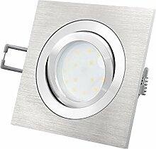 LED Einbaustrahler flach (30mm) dimmbar - QF-2