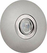LED Einbaustrahler für große Lochausschnitte