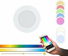 LED Einbaustrahler FUEVA-C von EGLO - Smart Home