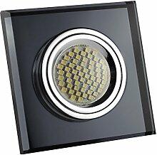 LED Einbaustrahler / Glas-Alu-Cristal / Spot /