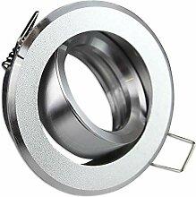LED Einbaustrahler MR16 12 Volt 5-7W rund Spot