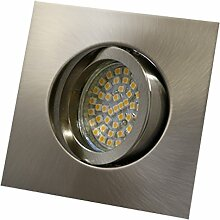 LED Einbaustrahler Niedervolt Aluminium Spot