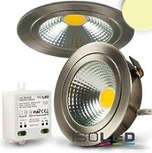 LED Einbaustrahler rund 3W COB 220lm 120°