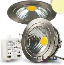 LED Einbaustrahler rund 5W COB 400lm 120°