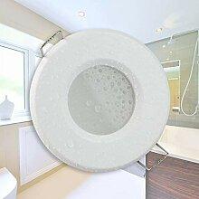 LED Einbaustrahler rund - weiß 7 Watt warmweiß