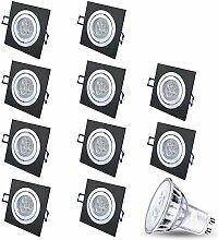 LED Einbaustrahler Schwenkbar Dimmbar STAR
