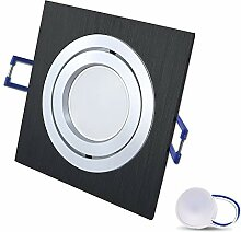 LED Einbaustrahler Schwenkbar extra-flach STAR