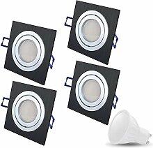 LED Einbaustrahler Schwenkbar STAR Quadratisch