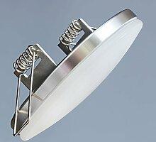 LED Einbaustrahler sehr flach 5W RUND Einbauspot