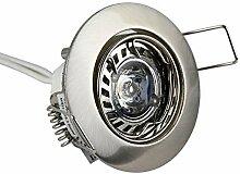 LED-Einbaustrahler Set inkl. 2,5W Leuchtmittel und