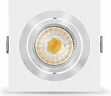 LED Einbaustrahler Set von LEDOX dimmbar inkl.