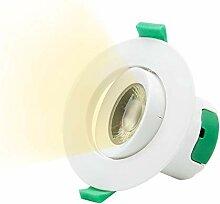 LED Einbaustrahler Spot Einbauleuchte
