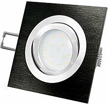 LED-Einbaustrahler Ultra flach (30mm) QF-2