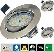 LED Einbaustrahler Ultra Flach IP44