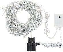 LED-Eiszapfen-Lichterkette 3 x 0,8 m, 192 Leds