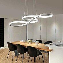 LED Esstisch Hängelampe Dimmbar Mit Fernbedienung