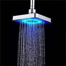 LED Fest Duschkopf für Badezimmer Badezimmer 3