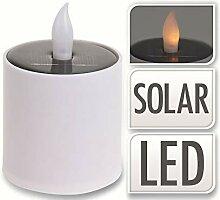 LED-Flackerkerze, Solar