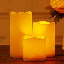 LED flammenlose Kerzen batteriebetrieben