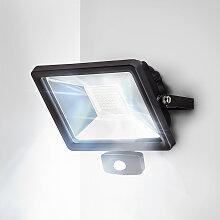 LED Fluter 30W + Bewegungsmelder