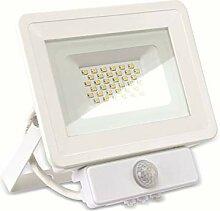LED-Fluter, Bewegungsmelder OPTONICA FL5849, EEK: